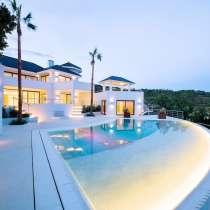 Недвижимость Испании, Коста дель Соль - вилла в Ла Загалета, в г.Benahavis