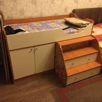 Детская кровать-трансформер, в Сосновом Бору