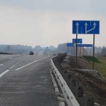 Участки на трассе первая линия собственные съезды на шоссе, в Туле