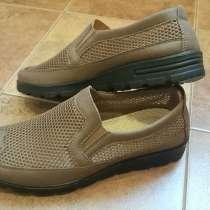 Летние мужские туфли в сеточку, в Благовещенске