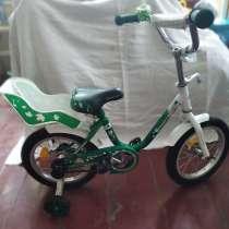 Детский велосипед novatrack maple, колеса 14, в г.Луганск