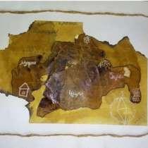 Карта-картина, в г.Кривой Рог