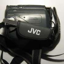 Видеокамера JVC GR-D23E, в Москве