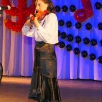 Скрипка на праздники, в Таганроге
