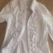 Рубашка школьная, 40 размер, в Ульяновске