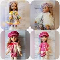 Вязанные комплекты для куклы 32 см, в Санкт-Петербурге