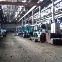 Цех по производству металлоконструкций, в Самаре