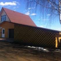 Новый дом у пруда в Б. Холунице, в Кирове