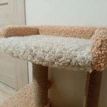 Домик для кошки. Когтеточка. 60 см, в Санкт-Петербурге