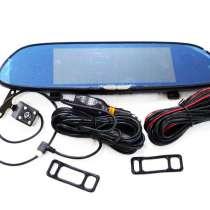 DVR H10 Full HD Зеркало-регистратор с камерой заднего вида, в г.Киев