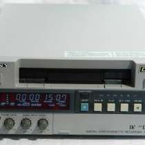Цифровой видеомагнитофон SONY DSR-20P, в Новомичуринске