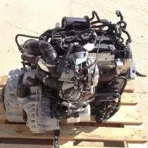 Двигатель Фольксваген Гольф 2.0D crva комплектный, в Москве