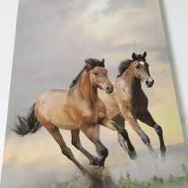 Картина «Лошади», в Костроме
