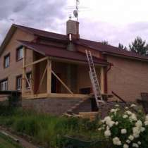 Строительство домов в Сергиево-Посадском районе, в Москве