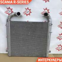 Интеркулер автомобиля Scania R, в Бронницах