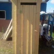 Туалет уличный, в Туле