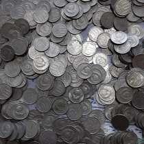 Продам 1700 штук монет советского периода разных достоинств, в г.Усть-Каменогорск