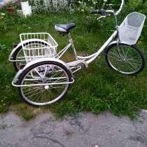 Велосипед Иж-Байк трех колесный, в Липецке