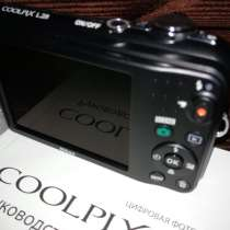 Фотоаппарат Nikon Coolpix L28 20.1 MP, чёрный, в Ростове-на-Дону