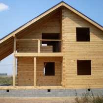 Строительство домов бань гаражей пристроев, в Улан-Удэ