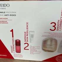 Набор shiseido, в Москве