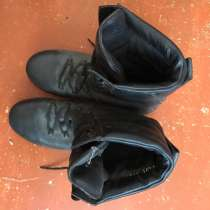 Ботинки осень зима военные !, в Астрахани