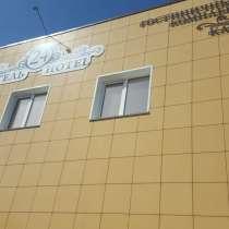 Гостиница Барнаула с удобным кафе, в Барнауле