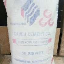 Белый цемент М500 Иран, в г.Астана