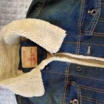 Куртка джинсовая, в Кемерове