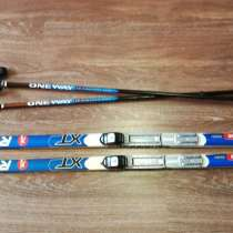Продам прогулочный лыжный комплект Rossignol, в Зеленогорске