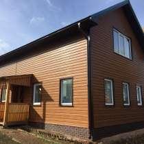 Строительство деревянных домов, бань под ключ, в Ижевске