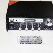 Усилитель UKC SN-555BT - USB, SD-карта, MP3, в г.Киев