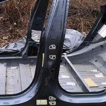 З/ч Тесла. Кузовная панель левой стойки B (средней) в сборе, в Москве
