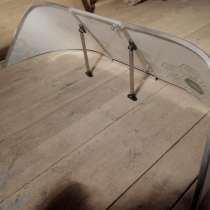 Стекло с рамкой калиткой на лодку Казанка 5м, 5м2, 5м3, 5м4, в Асбесте