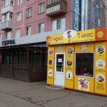 Пешие курьеры, доставщики мексиканской кухни. Правый берег, в Красноярске