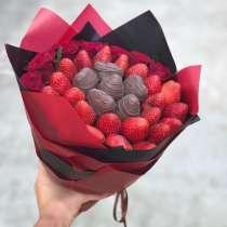 Бизнес по доставке цветов и букетов из Клубники «Klubnika So, в Сочи
