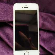 Продам Iphone 5s 32, золотой в хорошем состоянии, в г.Бишкек