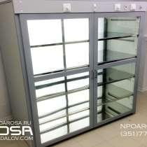 Шкаф вытяжной вентилируемый для содержания животных, в Челябинске