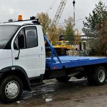 Эвакуаторная платформа на газель, переоборудование, в Иванове