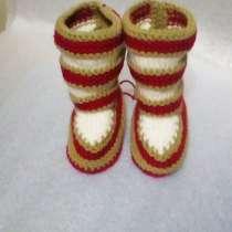 Детская обувь пинетки, в Реутове