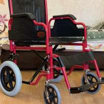 Инвалидное кресло-каталка, в Москве