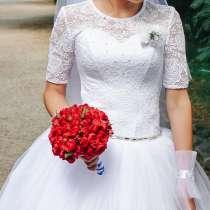 Продам очень красивое свадебное платье, в г.Витебск