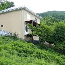 СРОЧНО! Продается дом в 3-х км от пляжа в лесу с видом моря, в Туапсе