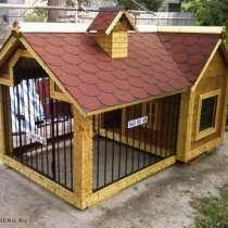 Строим будку для собаки в Ростове-на-Дону, в Ростове-на-Дону