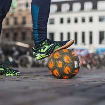 FOOTBALL FREESTYLE TOMSK TUTORIAL, в Томске