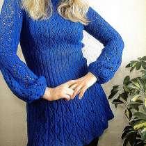 Вязаное платье, в Москве