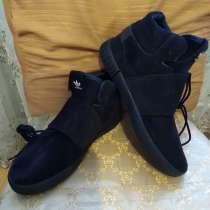 Ботинки спортивные замшевые, в Нижнем Тагиле