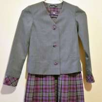Пиджак-жакет школьный на девочку, размер 30, в Калининграде