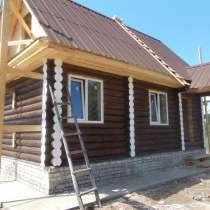 Дом 80 м. кв, в Ярославле