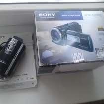 Продам новую видеокамеру SONY, в Омске